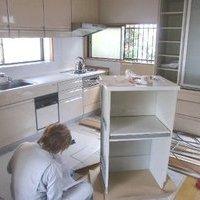 キッチン工事のサムネイル
