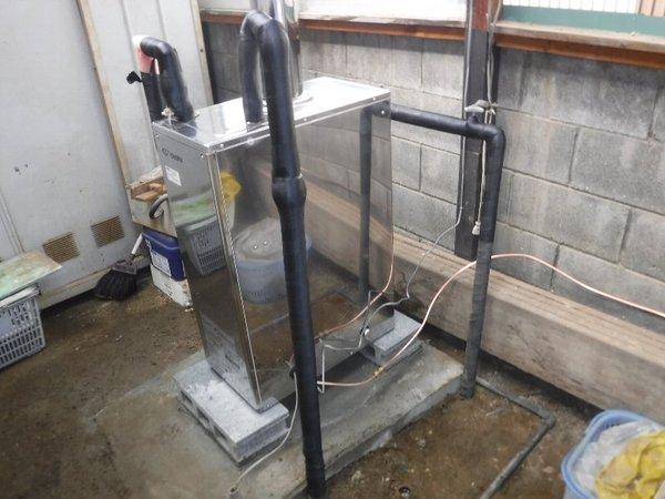 石油給湯器交換のサムネイル