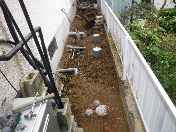 下水 切替工事のサムネイル