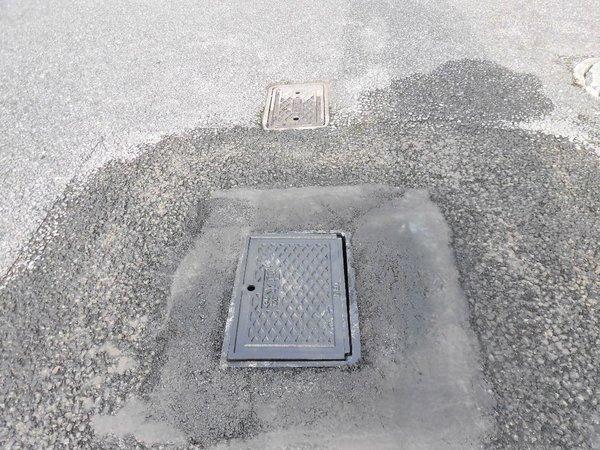 水道 メーターボックスの交換
