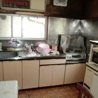 キッチンの入替工事のサムネイル