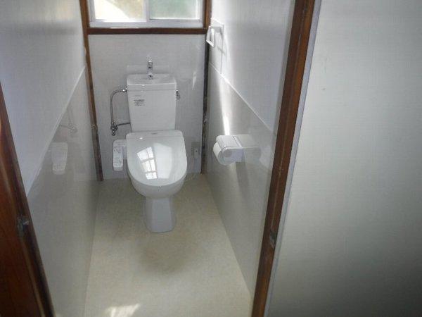 トイレ工事