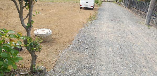 水道・下水道工事の現調