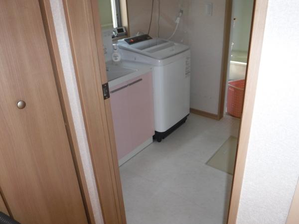ガス衣類乾燥機 乾太くん 設置工事
